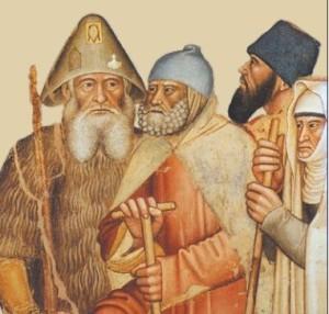 l europa del pellegrinaggio
