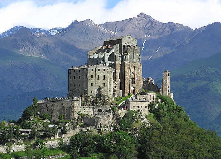Sacra di San Michele in Val di Susa